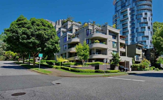 1330 Jervis Street #501, Vancouver, BC V6E 2E3 (#R2182354) :: Vallee Real Estate Group
