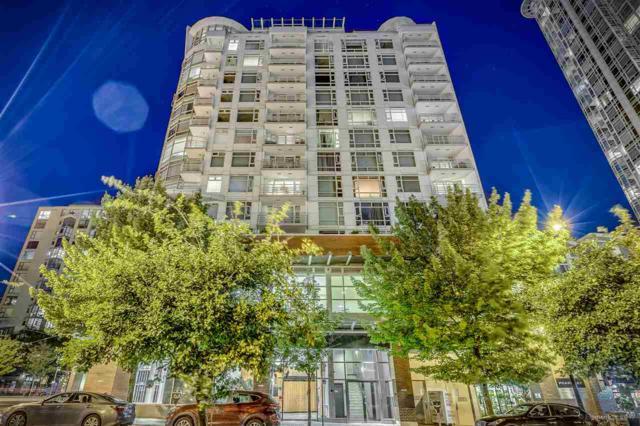 189 Davie Street #1702, Vancouver, BC V6Z 2X9 (#R2182364) :: Vallee Real Estate Group