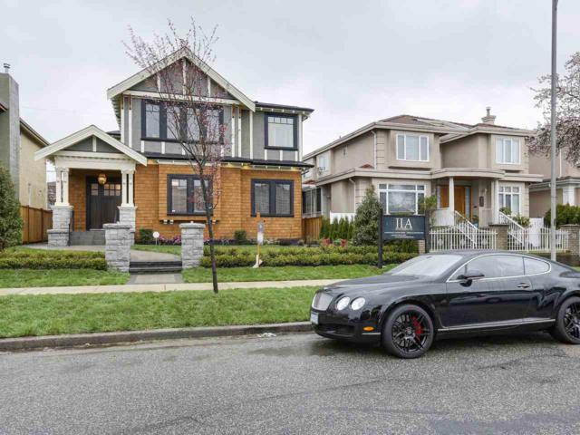 129 W 45TH Avenue, Vancouver, BC V5Y 2W2 (#R2182386) :: Vallee Real Estate Group