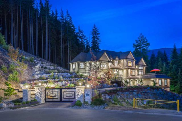 1403 Crystal Creek Drive, Port Moody, BC V3H 0A3 (#R2190213) :: West One Real Estate Team