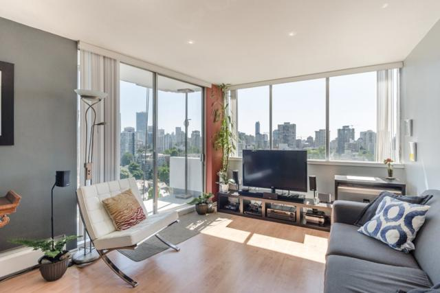 1251 Cardero Street #2105, Vancouver, BC V6G 2H9 (#R2190584) :: West One Real Estate Team