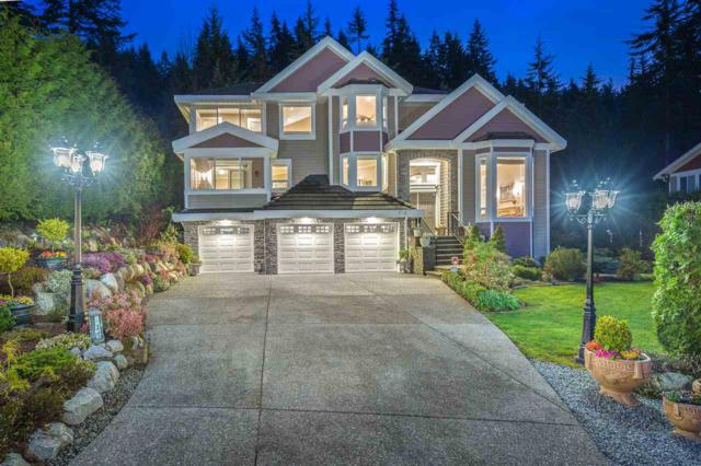 759 Sunset Ridge, Anmore, BC V3H 4Z2 (#R2190660) :: West One Real Estate Team