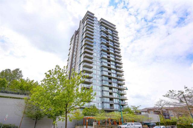 651 Nootka Way #2605, Port Moody, BC V3H 0A1 (#R2190703) :: West One Real Estate Team
