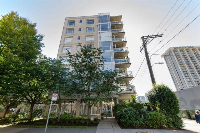 1150 Bute Street #802, Vancouver, BC V6E 1Z6 (#R2191092) :: West One Real Estate Team