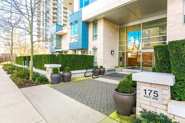 175 W 2ND Street #705, North Vancouver, BC V7M 0A5 (#R2191215) :: West One Real Estate Team