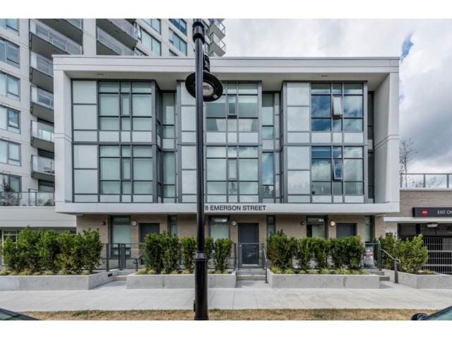 570 Emerson Street #103, Coquitlam, BC V3J 3A4 (#R2191255) :: West One Real Estate Team