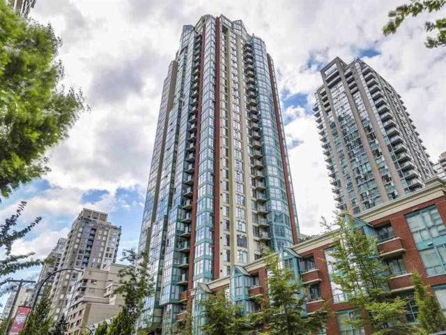 939 Homer Street #1204, Vancouver, BC V6B 2W6 (#R2191326) :: West One Real Estate Team