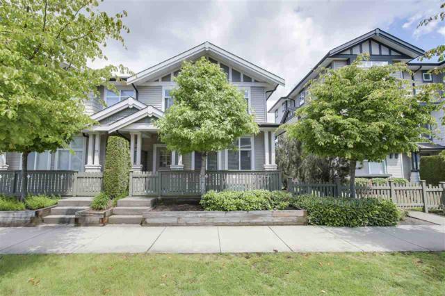9833 Keefer Avenue #40, Richmond, BC V6Y 4M5 (#R2191360) :: West One Real Estate Team