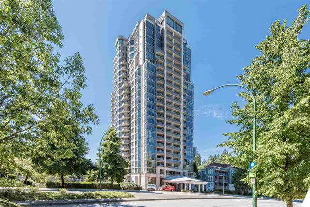 3070 Guildford Way #1602, Coquitlam, BC V3B 7R8 (#R2191365) :: West One Real Estate Team
