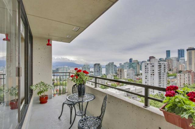 1816 Haro Street #1802, Vancouver, BC V6G 2Y7 (#R2191378) :: West One Real Estate Team
