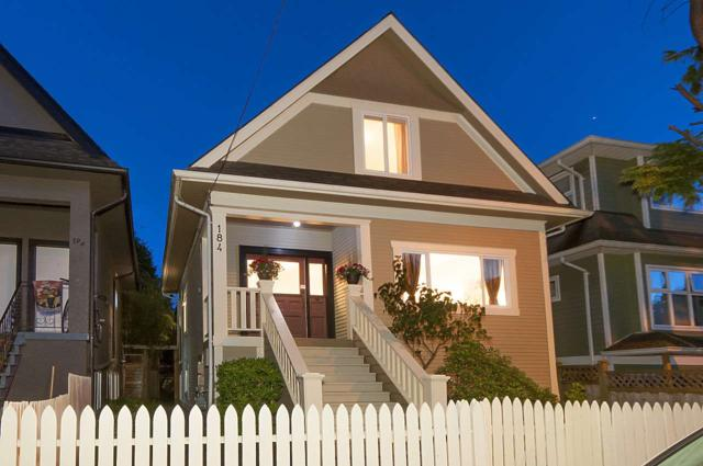 184 E 22ND Avenue, Vancouver, BC V5V 1T6 (#R2191380) :: West One Real Estate Team