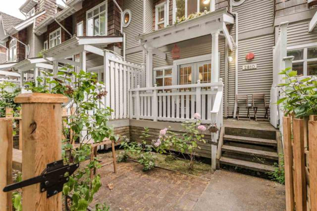 2810 E Kent Avenue South, Vancouver, BC V5S 4T4 (#R2191417) :: West One Real Estate Team