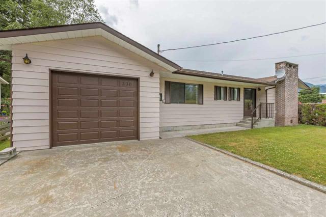 330 Eagle Street, Harrison Hot Springs, BC V0M 1K0 (#R2191436) :: HomeLife Glenayre Realty