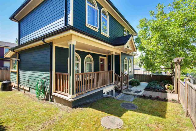 644 E 24TH Avenue, Vancouver, BC V5V 2A4 (#R2191754) :: Re/Max Select Realty