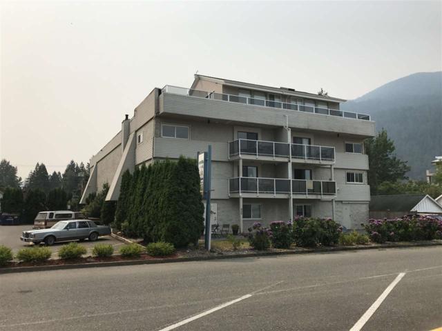 450 Esplanade Avenue #1, Harrison Hot Springs, BC V0M 1K0 (#R2193902) :: HomeLife Glenayre Realty