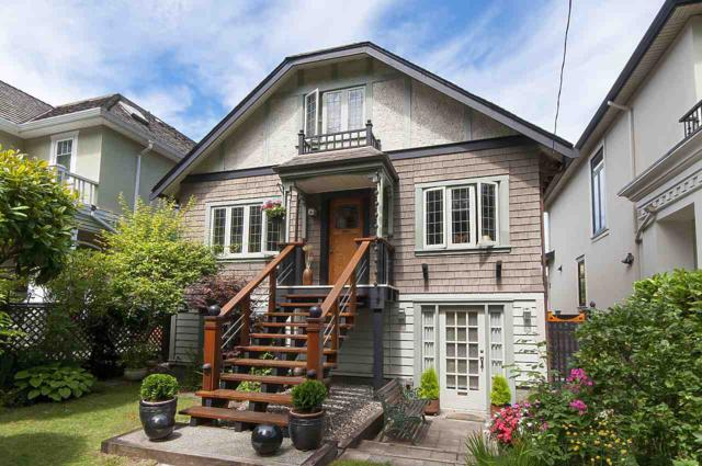 2419 W 47TH Avenue, Vancouver, BC V6M 2N3 (#R2195053) :: Re/Max Select Realty