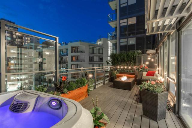 161 E 1ST Avenue Ph615, Vancouver, BC V6A 0G1 (#R2195060) :: Re/Max Select Realty