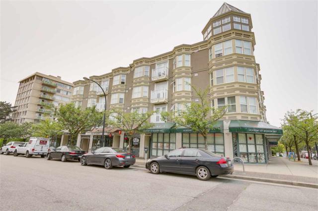 5723 Balsam Street #213, Vancouver, BC V6M 4B8 (#R2195350) :: Re/Max Select Realty