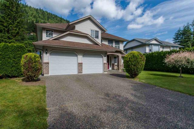868 Hope Place, Harrison Hot Springs, BC V0M 1K0 (#R2195552) :: HomeLife Glenayre Realty