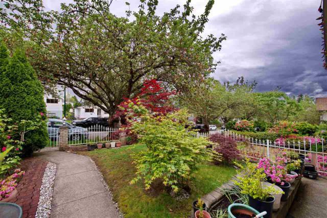 424 E 22ND Avenue, Vancouver, BC V5V 1V1 (#R2195636) :: Re/Max Select Realty