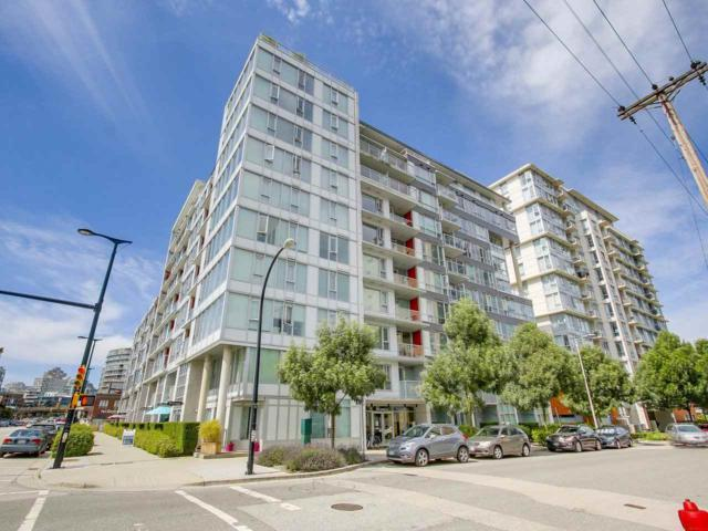 1887 Crowe Street #713, Vancouver, BC V5Y 0B4 (#R2196156) :: Re/Max Select Realty