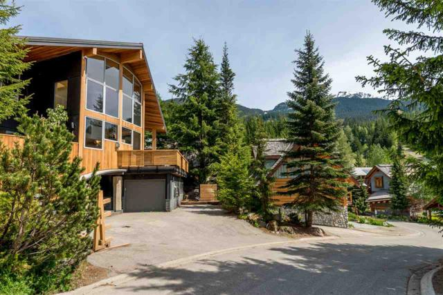 2587 Snowridge Crescent, Whistler, BC V0N 1B2 (#R2196428) :: HomeLife Glenayre Realty