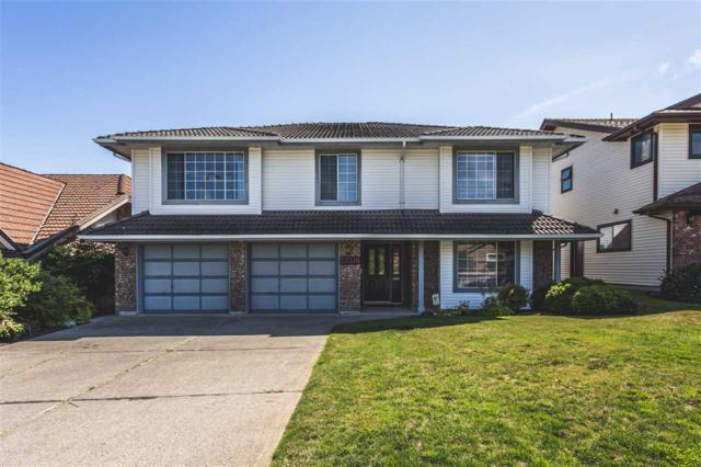 15516 Roper Avenue, White Rock, BC V4B 2G5 (#R2196688) :: HomeLife Glenayre Realty