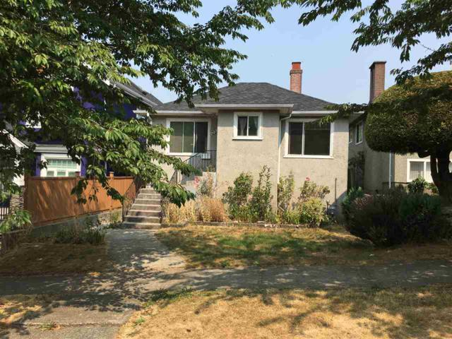 2555 E 7TH Avenue, Vancouver, BC V5M 1T3 (#R2197051) :: Re/Max Select Realty