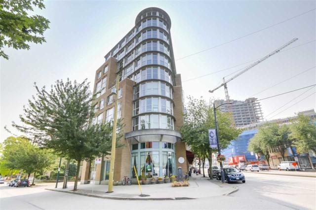 288 E 8TH Avenue #311, Vancouver, BC V5T 4S8 (#R2197060) :: Re/Max Select Realty