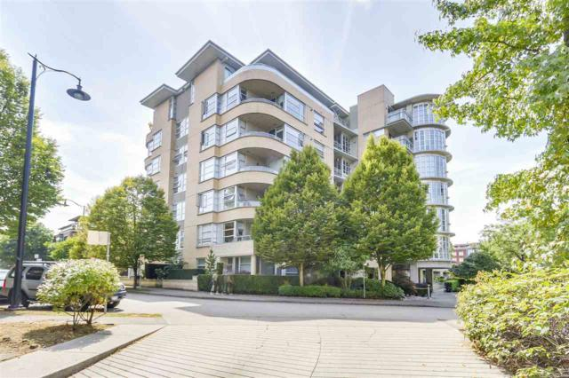2655 Cranberry Drive #312, Vancouver, BC V6K 4V5 (#R2197066) :: Re/Max Select Realty