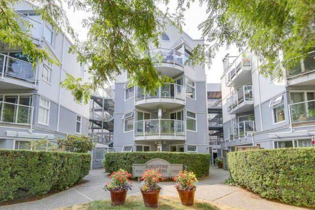 2010 W 8TH Avenue #302, Vancouver, BC V6J 1W5 (#R2197436) :: Re/Max Select Realty