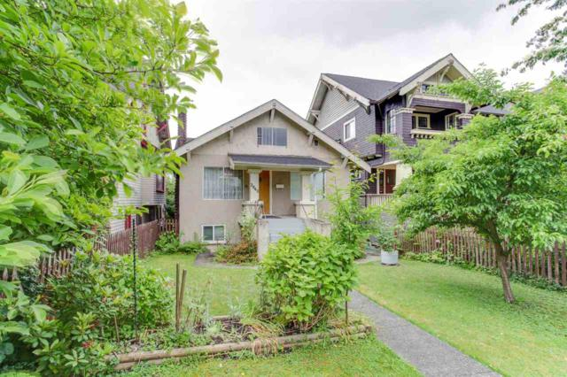 3640 W 2ND Avenue, Vancouver, BC V6R 1J7 (#R2197548) :: Re/Max Select Realty