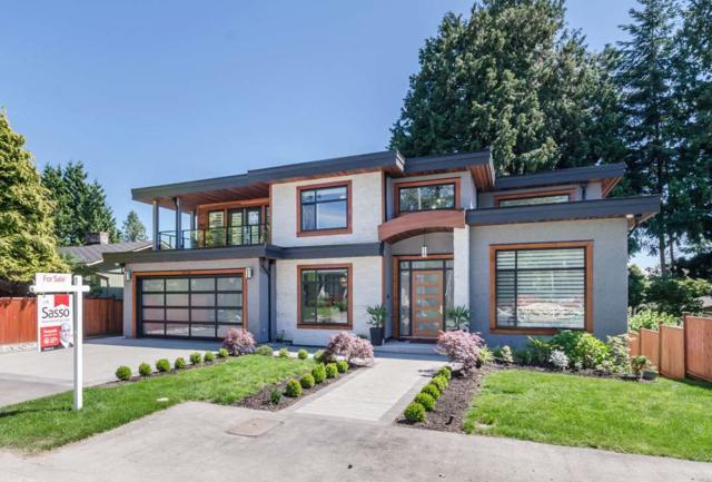14140 Blackburn Avenue, White Rock, BC V4B 2Z7 (#R2197616) :: HomeLife Glenayre Realty