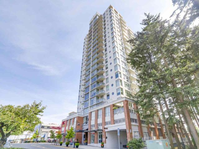 15152 Russell Avenue #802, White Rock, BC V4B 0A3 (#R2197880) :: HomeLife Glenayre Realty