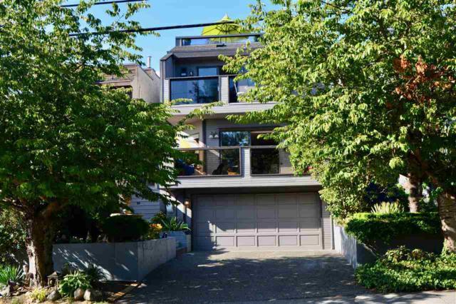 15811 Columbia Avenue, White Rock, BC V4B 5H7 (#R2198159) :: HomeLife Glenayre Realty