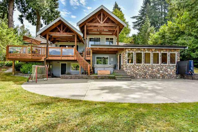 6134 240TH Street, Langley, BC V2Y 1M5 (#R2198245) :: HomeLife Glenayre Realty