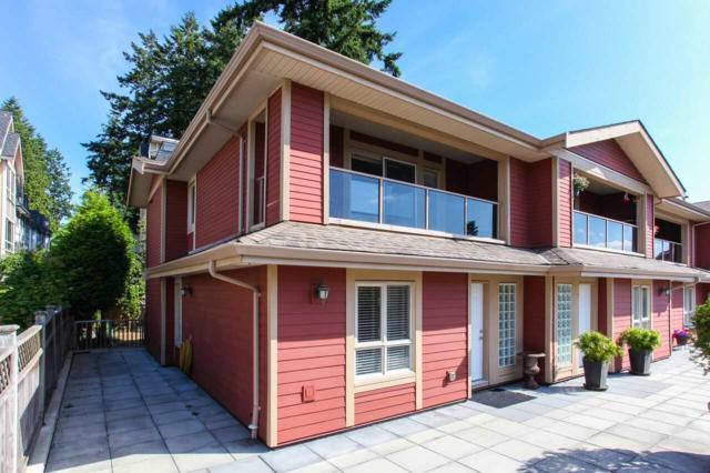 14921 Thrift Avenue #5, White Rock, BC V4B 2J8 (#R2198279) :: HomeLife Glenayre Realty