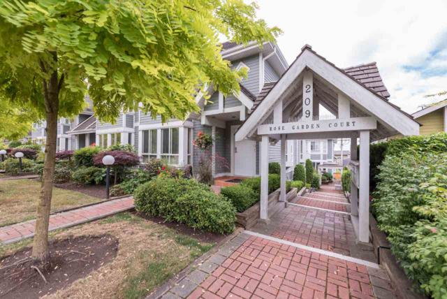 209 E 6TH Street #106, North Vancouver, BC V7L 1P4 (#R2198401) :: HomeLife Glenayre Realty