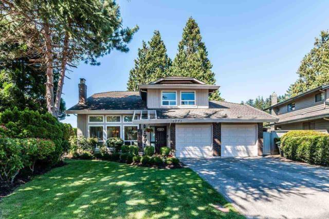 1771 Amble Greene Drive, Surrey, BC V4A 6H3 (#R2198409) :: HomeLife Glenayre Realty