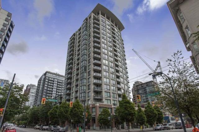 1082 Seymour Street #1501, Vancouver, BC V6B 1X9 (#R2198426) :: Re/Max Select Realty