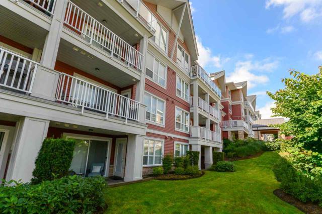 6440 194 Street #106, Surrey, BC V4N 6J7 (#R2198464) :: HomeLife Glenayre Realty