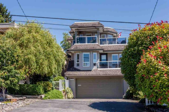 878 Stevens Street, White Rock, BC V4B 4X2 (#R2198466) :: HomeLife Glenayre Realty