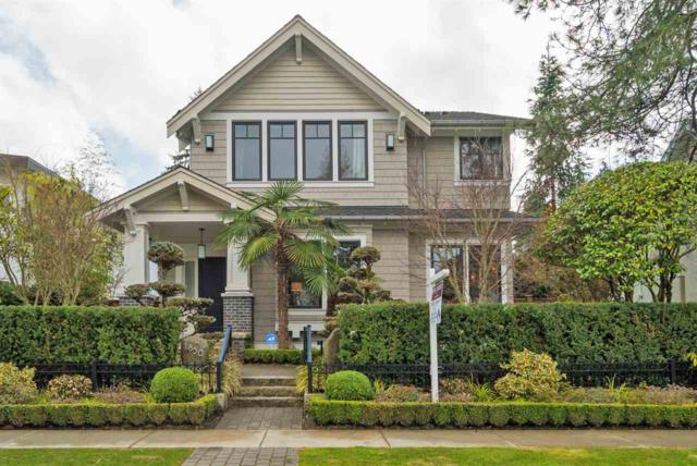1850 W 36TH Avenue, Vancouver, BC V6M 1K5 (#R2198485) :: Re/Max Select Realty