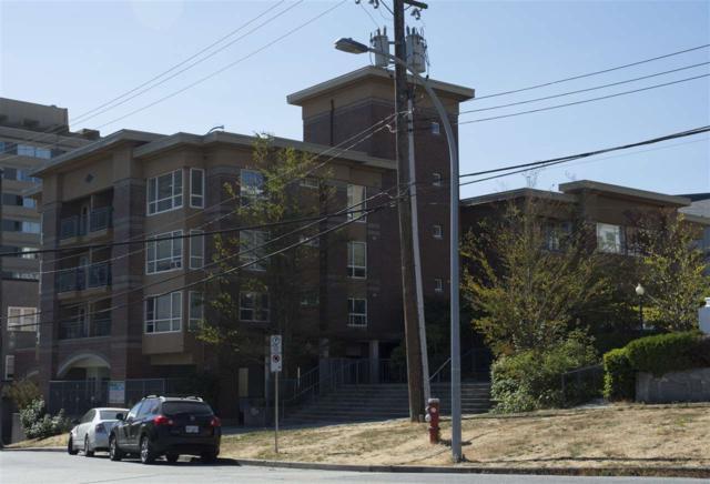 335 Carnarvon Street #403, New Westminster, BC V3L 1B9 (#R2198985) :: Vallee Real Estate Group