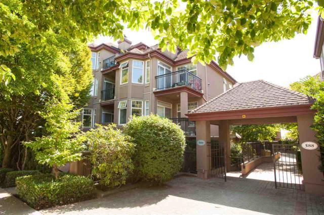 580 Twelfth Street #209, New Westminster, BC V3M 4H9 (#R2199088) :: Vallee Real Estate Group