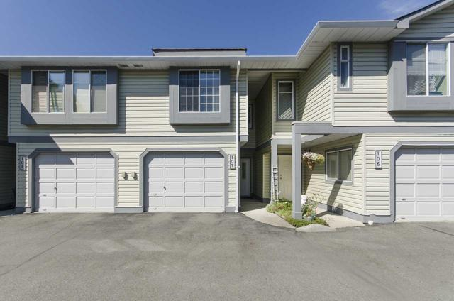 750 Prairie Avenue #107, Port Coquitlam, BC V3B 1R8 (#R2199090) :: Vallee Real Estate Group