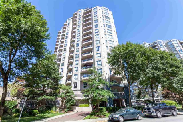 1185 Quayside Drive #1601, New Westminster, BC V3M 6T8 (#R2199138) :: Vallee Real Estate Group