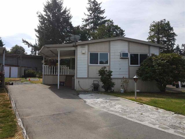 31313 Livingstone Avenue #7, Abbotsford, BC V2T 4T1 (#R2199175) :: Titan Real Estate - Re/Max Little Oak Realty