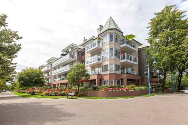 12 K De K Court #118, New Westminster, BC V3M 6C5 (#R2199195) :: Vallee Real Estate Group