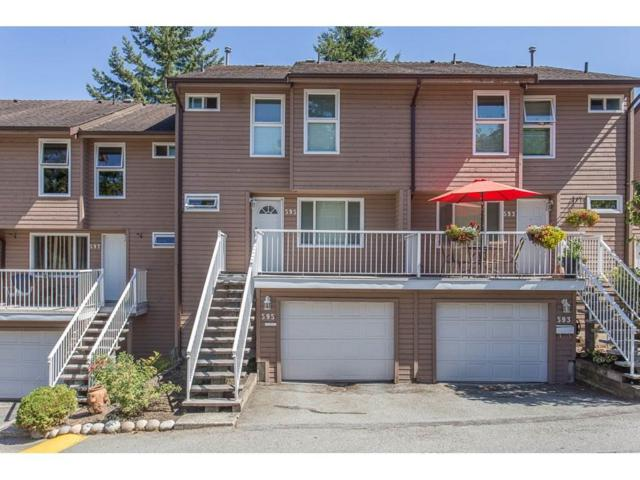 595 Carlsen Place, Port Moody, BC V3H 4A1 (#R2199222) :: Vallee Real Estate Group